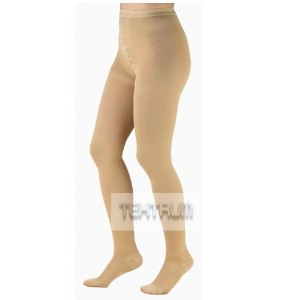 Waist High Firm Compression Pantyhose Medical Stockings 20-30mmhg For Men And Women - Closed Toe,...