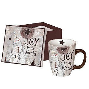 """Carson、"""" Joy to the World """" Boxed Cup"""