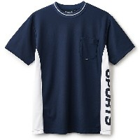 【INTERBREED】(インターブリード)IB SPORTS DIVIDED SS TEE(NAVY)