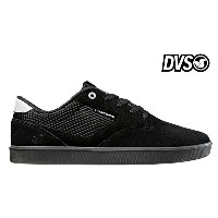 【DVS】PRESSURE SC+  Chico Brenes Signature Model カラー:black suede 【ディーブイエス】【スケートボード】【シューズ】