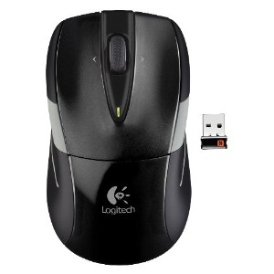 M525 Wireless NB Mouse Blk