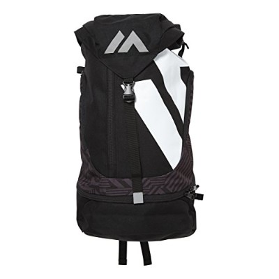Majestic(マジェスティック) 野球練習用バックパック Authentic Practice Back Pack XM13-BLK7-MAJ-0002 ブラック FREE