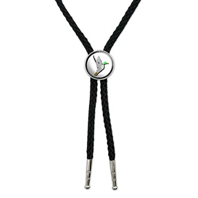 Duck Hunting – Hunter Western SouthwestカウボーイネクタイBow Bolo Tie