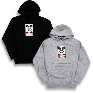 OBEY(オベイ) OG SLICK TAKEOVER Sweat Hoody(スウェット・パーカー)