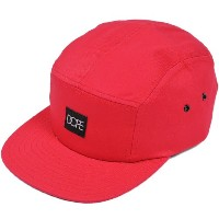 DOPE COUTURE CLASSIC LOGO CAMPER CAP RED ドープ クチュール クラシック ロゴ キャンパー キャップ レッド