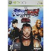 【中古】Xbox360 WWE 2008 SmackDown vs Raw【ゆうメール送料無料】