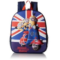 [アメリカ直送] Despicable Me Boys  The Minion Invasion Backpack (Size:One Size|SpecialSizeType:Big Boys...