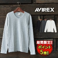 アビレックス【AVIREX】 AVI D TEE (6153480) Men's 4colors □