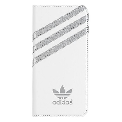 (アディダス オリジナルス) adidas originals 18302 adidas originals Booklet iPhone6 Case iphone6 ケース 手帳型 WHITE...