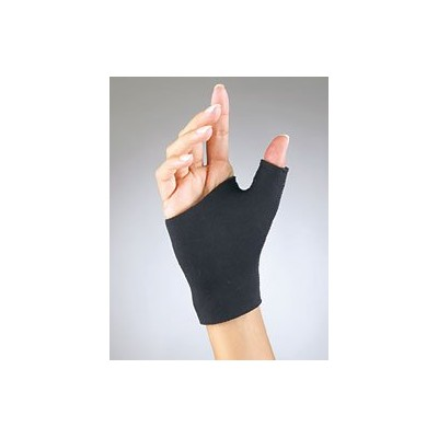 Fla 25-1301LBLK Pro Lite Neoprene Pull-On Thumb Support, Black, Extra Large by BSN Medical