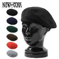 20%OFFクーポン対象◆NEW YORK HAT ニューヨークハット 4036 BOUCLE BERET ブークレベレー MADE IN USA ギフト プレゼント WIP メンズ ミリタリー...