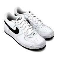 NIKE AIR FORCE 1 GS WHITE/BLACK-TEAM ORANGE ナイキ エア フォース 1 GS