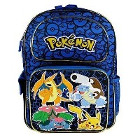 [アメリカ直送] Fab Starpoint Pokemon Pikachu 16  Full Size School Backpack