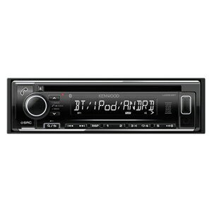 U330BT ケンウッド CD/USB/iPod/Bluetoothレシーバー1DIN KENWOOD [U330BT]【返品種別A】