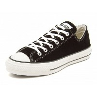converse(コンバース) SUEDE ALL STAR J OX(スウェードオールスターJOX) 32158301 ブラック 【dl】asbee