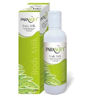 Parasoft Body Milk 100ml with Lecithin for Acne/Spot/Pimple prone skin for face and body