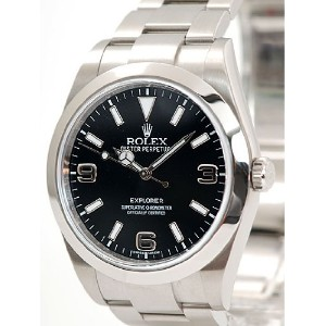 Rolex Oyster Perpetualエクスプローラ214270