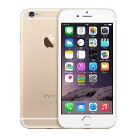 Apple SoftBank iPhone6 A1586 (NG492J/A) 16GB ゴールド