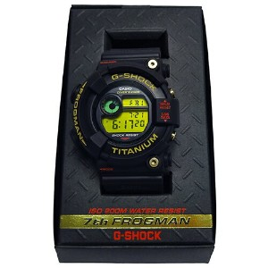 "CASIO G-SHOCK DW-8201NT-1JR ""7th FROGMAN"""