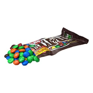 Just Dough It 7.75'' Half Spilled Bag of Candies Replica Prop by Just Dough It