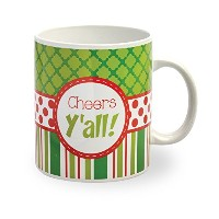 Cheers Y'all Oversized Mug by Boston International