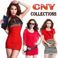 CNY Collections Chinese New Year Dress Plus Size Dress