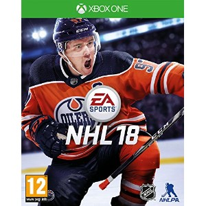NHL 18 (Xbox One) - Imported UK.