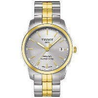 ティソ Tissot 腕時計 メンズ 時計 Tissot PR100 Two-Tone Automatic Mens Watch T0494072203100