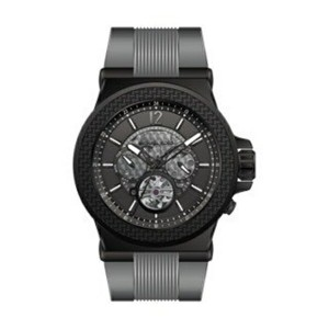 マイケルコース Michael Kors メンズ 腕時計 時計 Michael Kors Men's Black Watch MK9026