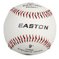 イーストン メンズ 野球 ボール【Easton Team Soft Touch Training Baseball】White