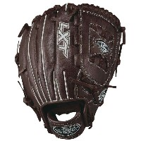ルイスビルスラッガー レディース 野球 グローブ【Louisville Slugger LXT Weave Web Fastpitch Glove】Dark Brown