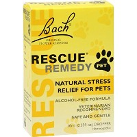 Bach Flower Remedies Rescue Remedy Stress Relief For Pets - 10 Ml [並行輸入品]