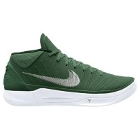 (取寄)Nike ナイキ メンズ コービー A.D. バスケットシューズ Nike Men's Kobe A.D. Gorge Green Metallic Silver White