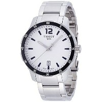 ティソ Tissot 腕時計 メンズ 時計 Tissot Quickster Mens Watch T0954101103700