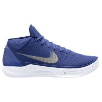 (取寄)Nike ナイキ メンズ コービー A.D. バスケットシューズ Nike Men's Kobe A.D. Game Royal Metallic Silver White