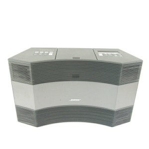 【中古】 訳有 BOSE Acoustic Wave Music System II オーディオ 機器 Y2680368