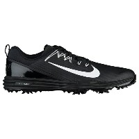 ナイキ メンズ ゴルフ スポーツ Men's Nike Lunar Command Golf Shoes Black/White/Black