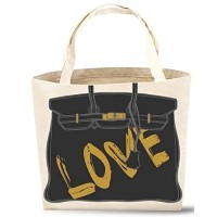My Other Bag マイアザーバッグ AUDREY LOVE トートバッグ 底まちあり 布製 アメリカ製 正規輸入品