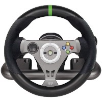 Mad Catz Wireless Racing Wheel for Xbox 360
