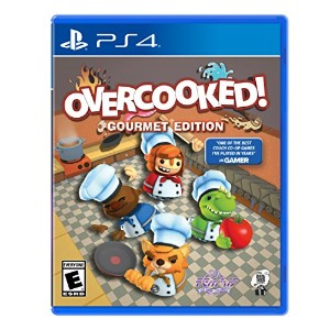 Overcooked - オーバークックド (PS4 海外輸入北米版ゲームソフト)