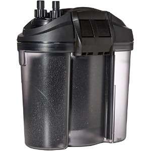 Zoo Med Turtle Clean 50 External Canister Filter for Aquatic Turtle Habitats