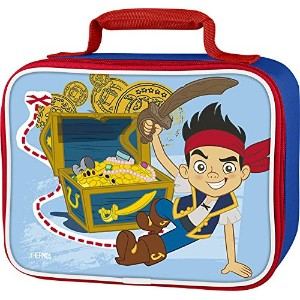 [サーモス]Thermos Soft Lunch Kit, Jake and Neverland Pirates K25058006 [並行輸入品]