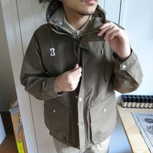 ENDS and MEANS Sanpo Jacket 17AW エンズアンドミーンズ サンポジャケット