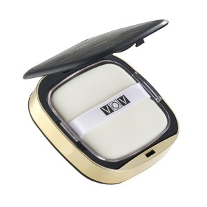 [VOV] Luxury Cover Powder Pact - 1pack (12g+Refill) (SPF50+ PA+++)