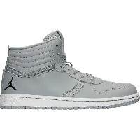 ナイキ メンズ バスケットボール スポーツ Men's Air Jordan Heritage Basketball Shoes Wolf Grey/Black/White