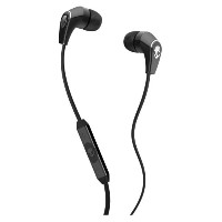 Skullcandy 50/50 In Ear Bud with In-Line Microphone and Control Switch/Volume S2FFCM-003 マイク付きイヤフォン...