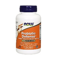 海外直送品 Now Foods Probiotic Defense, 90 Vcaps