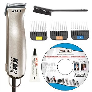 Wahl Professional Animal KM2 Deluxe Clipper Kit #9757-1001 by Wahl