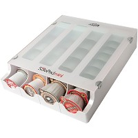 Mini KCup Dispenser 24cups Wht