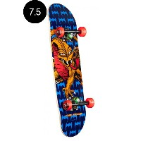 【POWELL PERALTA パウエル・ペラルタ】7.5in x 28.65in CAB DRAGON ONE OFF COMPLETEコンプリートデッキ(完成組立品)※12歳以上推奨...